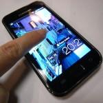 Galaxy S(GT-I9000)を見てきました!