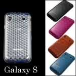 GalaxySのTPUケース #galaxysjp #galaxys #sc02b
