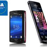 ソニエリの「Xperia arc」と「Xperia mini」がヨーロッパの「EISAアワード」を受賞