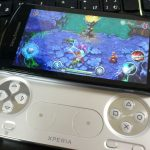 [Xperia_Report]ETERNITY WARRIORSをXperia Playで遊んでみた
