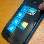 Lumia 710で学ぶWP7.5 その6 アプリケーションを削除する