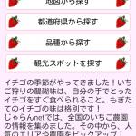 [Xperia_Report]イチゴ狩りに出かけませんか?