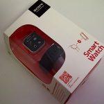 [Xperia_Report]Smart Watch MN2を手に入れた