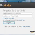 Kindleのストレージ領域に自前のPDFファイルをアップロードして読む