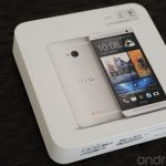 HTC One retail unboxing   Android Central