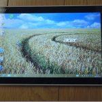 ICONIA W3の画面の視野角