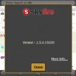SkyFire v1.5.0.15020   by Arie