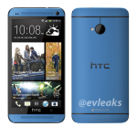 [News]HTC One in beautiful blue casing shows up in press images