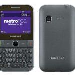 [News]SamsungがMetroPCSからQWERTY端末Freeform Mを発売