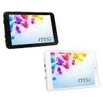 [News]MSI、7インチ「Primo 73」と7.85インチ「Primo 81」のタブレット2機種を日本で11月上旬より発売、価格2万円以下で販売予定