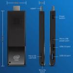 [News]インテルCompute Stick (2016)発売。実売2万円のHDMI直挿しPC、Cherry Trailで性能アップ
