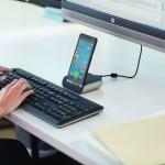 [News]日本HP、史上最高スペックのWindows 10 Mobile搭載スマホ「Elite X3」 ~12.5型クラムシェルドックでノートPCのようにも利用可能 – PC Watch