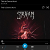 SIXX:A.M.のThis is gonna hurtが格好良い